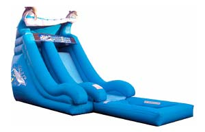 Super Splash Down Water Slide