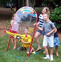 Water Balloon Battle